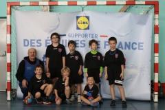 U9 débutants : Saint Gaudens