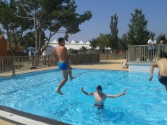 28/6/2014 : Tournoi Sandball Narbonne -15G
