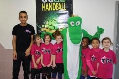 Tournoi R&R : Toulouse Féminin Handball