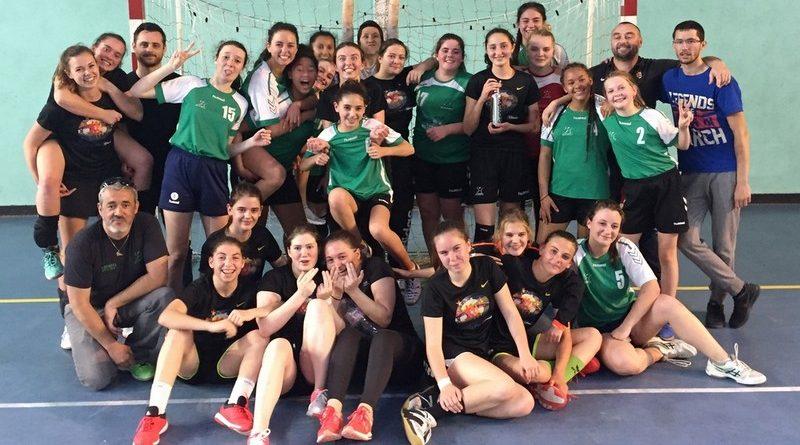 Match Amical U15F-U18F