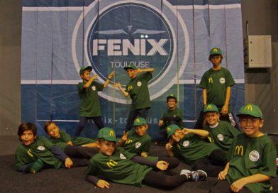 Fenix-Cesson: l'entrée des joueurs