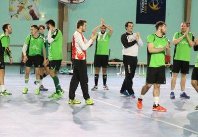 Séniors G (CdF) : les garçons accèdent aux 1/16e de finale !